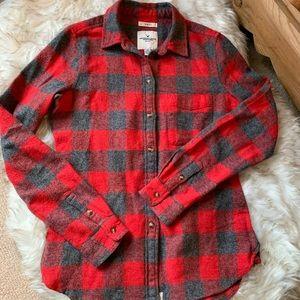 Comfy Classic Flannel Shirt